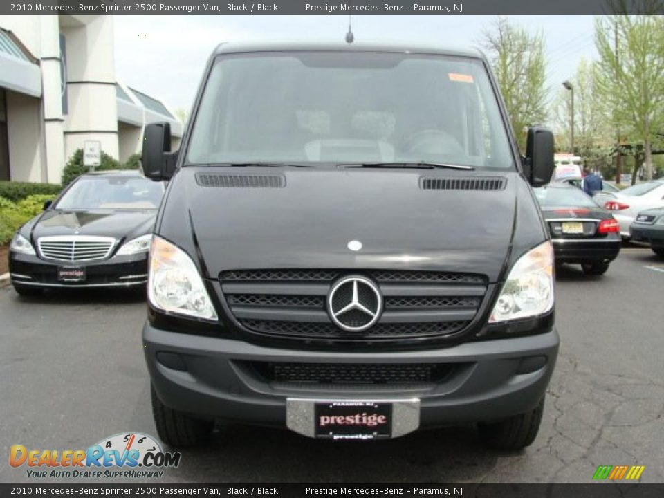2010 mercedes benz sprinter 2500 passenger van black for 2010 mercedes benz 2500