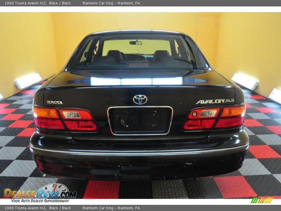 1999 Toyota Avalon Xls Black Black Photo 5 Dealerrevs Com