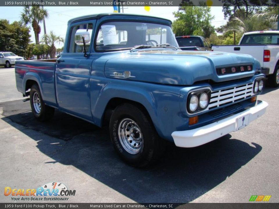 1959 Ford Pickup Truck Autos Post