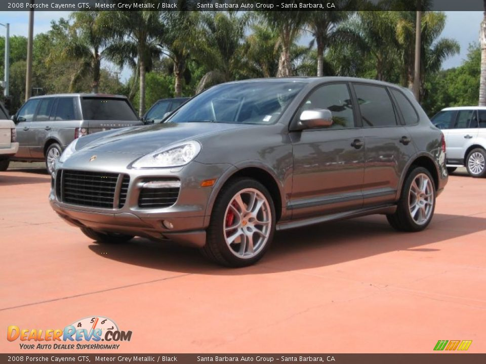 2008 porsche cayenne gts meteor grey metallic black photo 1. Black Bedroom Furniture Sets. Home Design Ideas