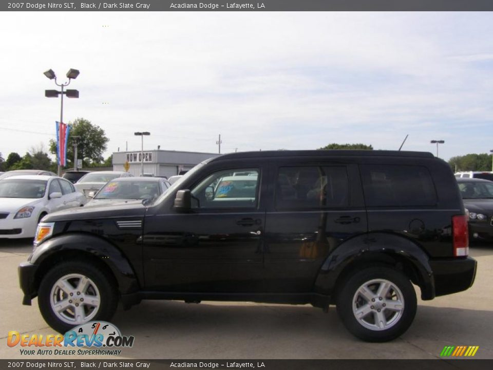 2007 dodge nitro slt black dark slate gray photo 2. Black Bedroom Furniture Sets. Home Design Ideas