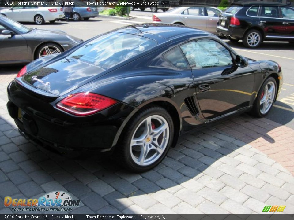 2010 porsche cayman s black black photo 7. Black Bedroom Furniture Sets. Home Design Ideas