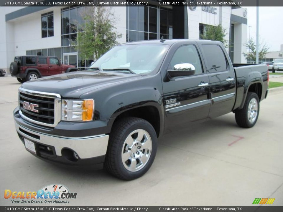 2010 Gmc Sierra Texas Edition Autos Post