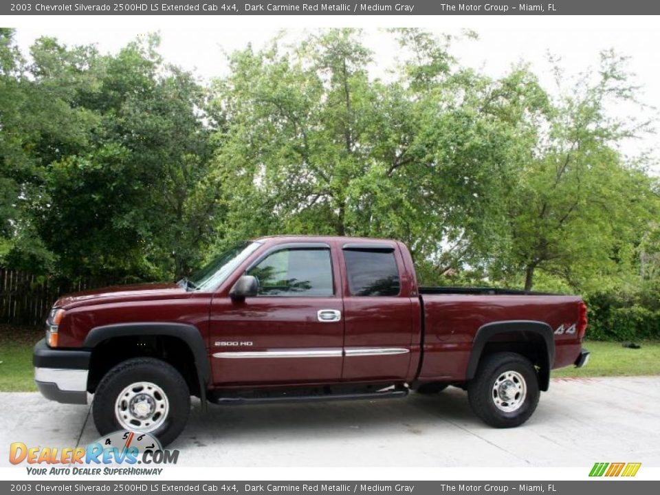 2003 chevrolet silverado 2500hd specifications cargurus. Black Bedroom Furniture Sets. Home Design Ideas