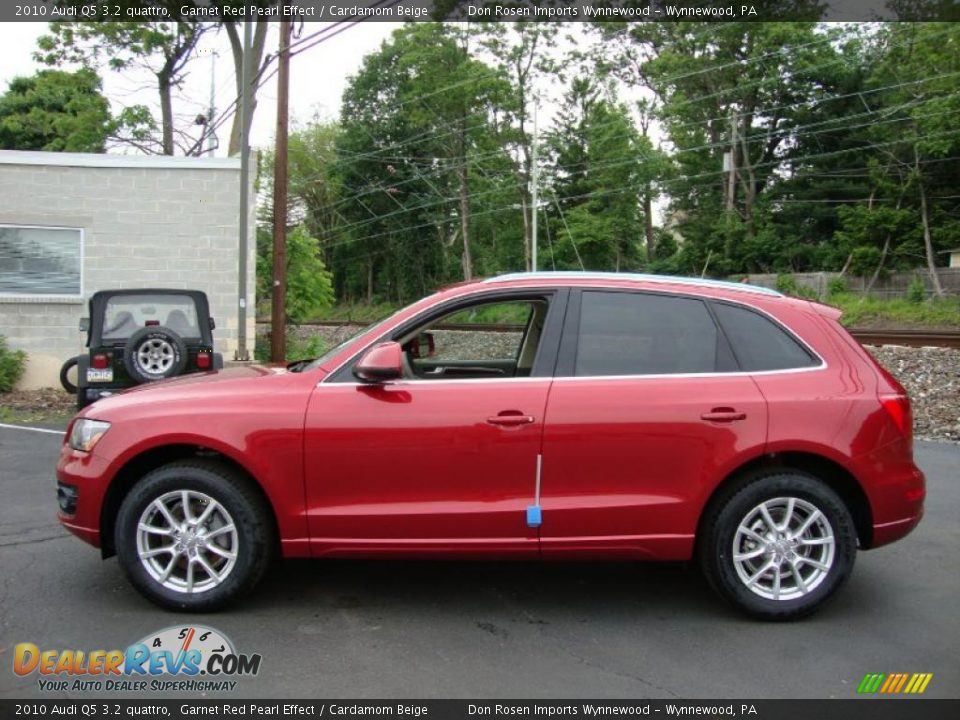 Audi Q5 Used Red Autos Post
