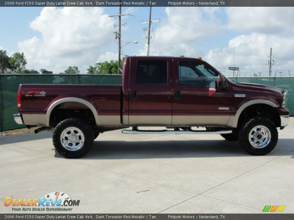 2006 ford f250 super duty lariat crew cab 4x4 dark. Black Bedroom Furniture Sets. Home Design Ideas