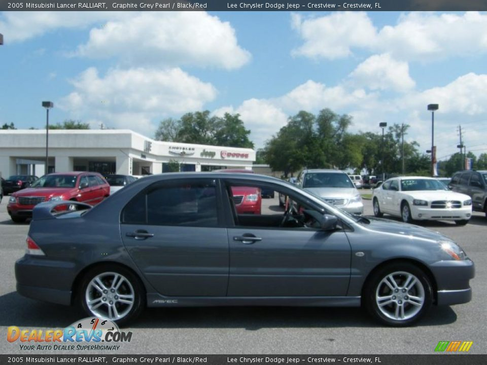 2005 Mitsubishi Lancer RALLIART Graphite Grey Pearl ...