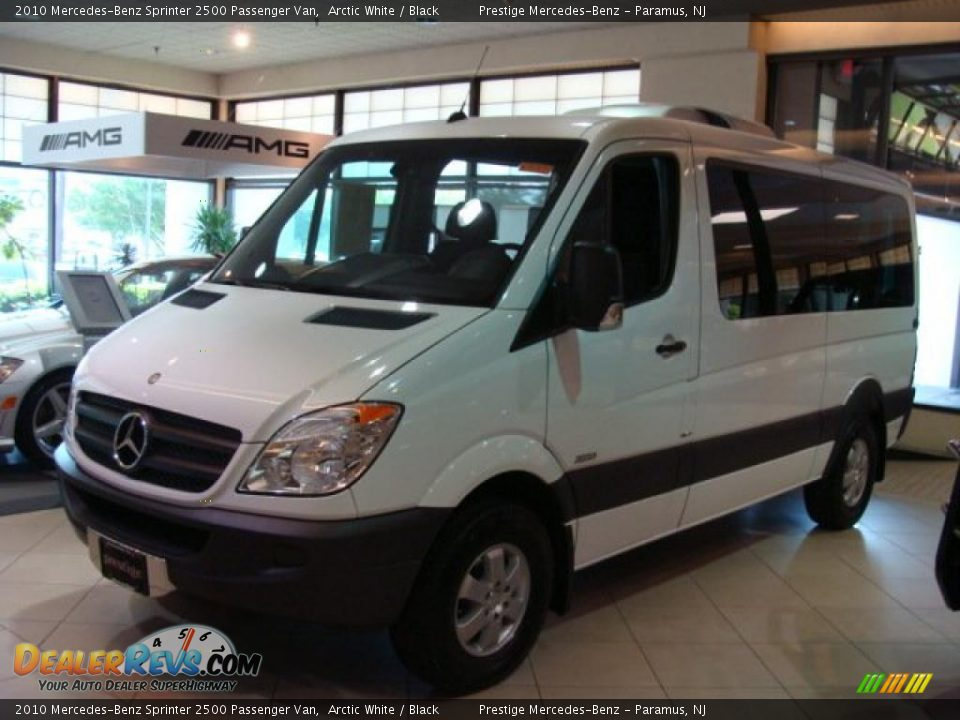 2010 mercedes benz sprinter 2500 passenger van arctic for Mercedes benz sprinter service