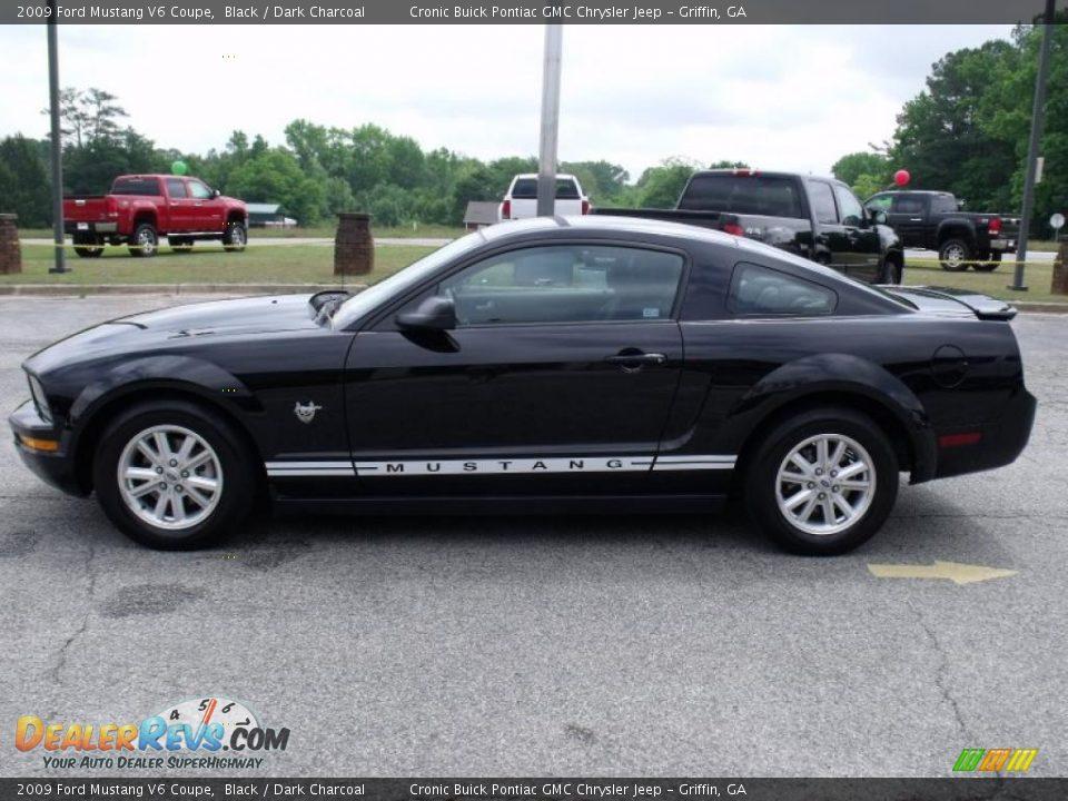 2005 2009 GT V6 Mustang Fibergl Hoods   MrBodykit