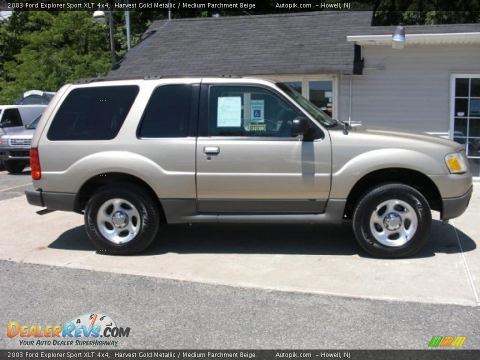 2003 ford explorer sport xlt 4x4 harvest gold metallic medium. Cars Review. Best American Auto & Cars Review