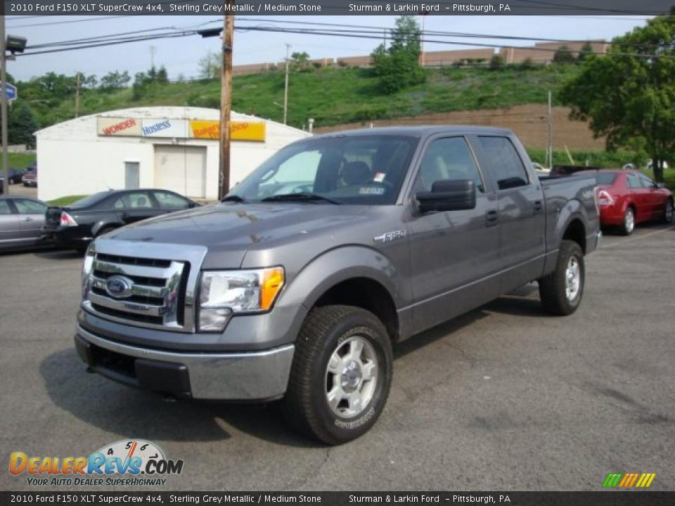 F150 Xlt 4x4 Sterling Grey Autos Post