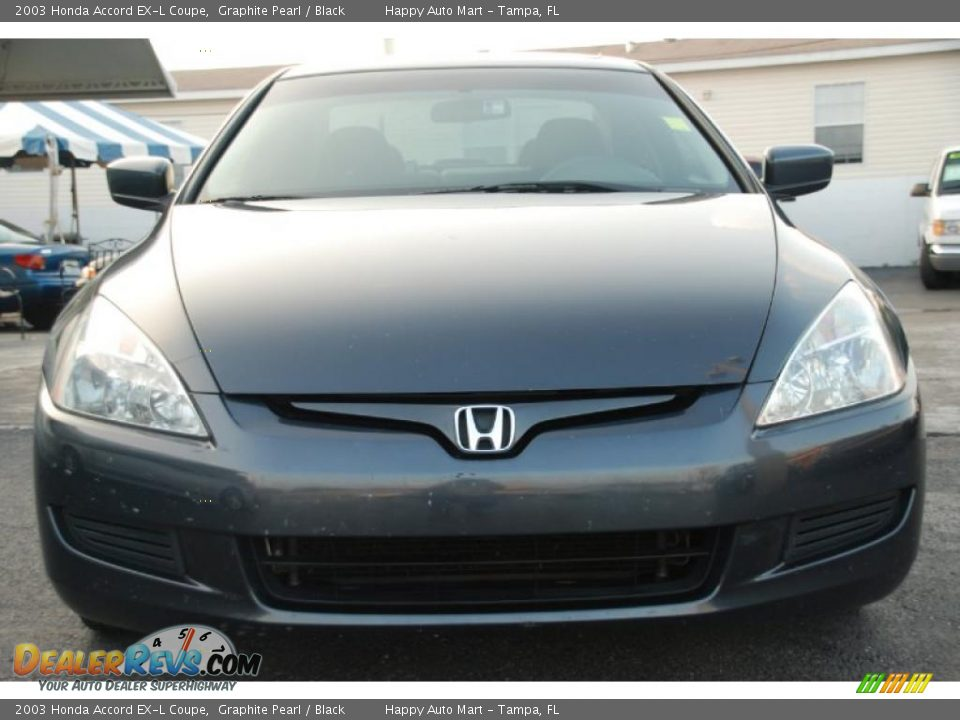 2003 honda accord ex l coupe graphite pearl black photo 2. Black Bedroom Furniture Sets. Home Design Ideas