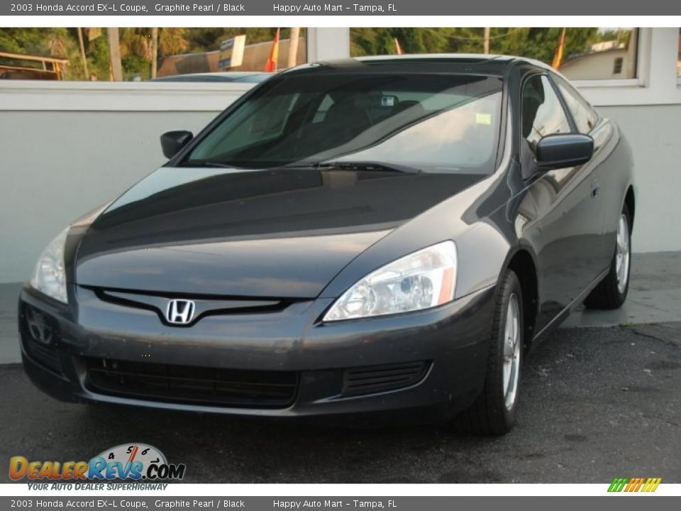2003 honda accord ex l coupe graphite pearl black photo 6. Black Bedroom Furniture Sets. Home Design Ideas