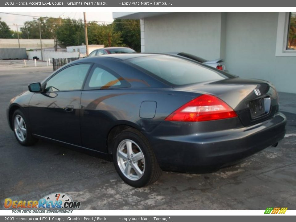 2003 honda accord ex l coupe graphite pearl black photo 7. Black Bedroom Furniture Sets. Home Design Ideas