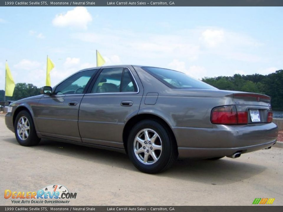 1999 cadillac seville sts moonstone neutral shale photo. Cars Review. Best American Auto & Cars Review