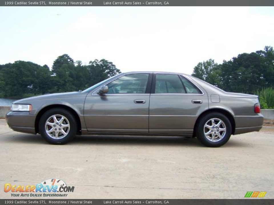 1999 cadillac seville sts moonstone neutral shale photo 12. Cars Review. Best American Auto & Cars Review