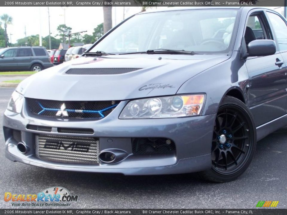 2006 mitsubishi lancer evolution ix mr graphite gray. Black Bedroom Furniture Sets. Home Design Ideas