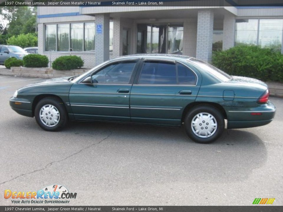 1997 chevrolet lumina jasper green metallic neutral photo 10 dealerrevs com dealerrevs com