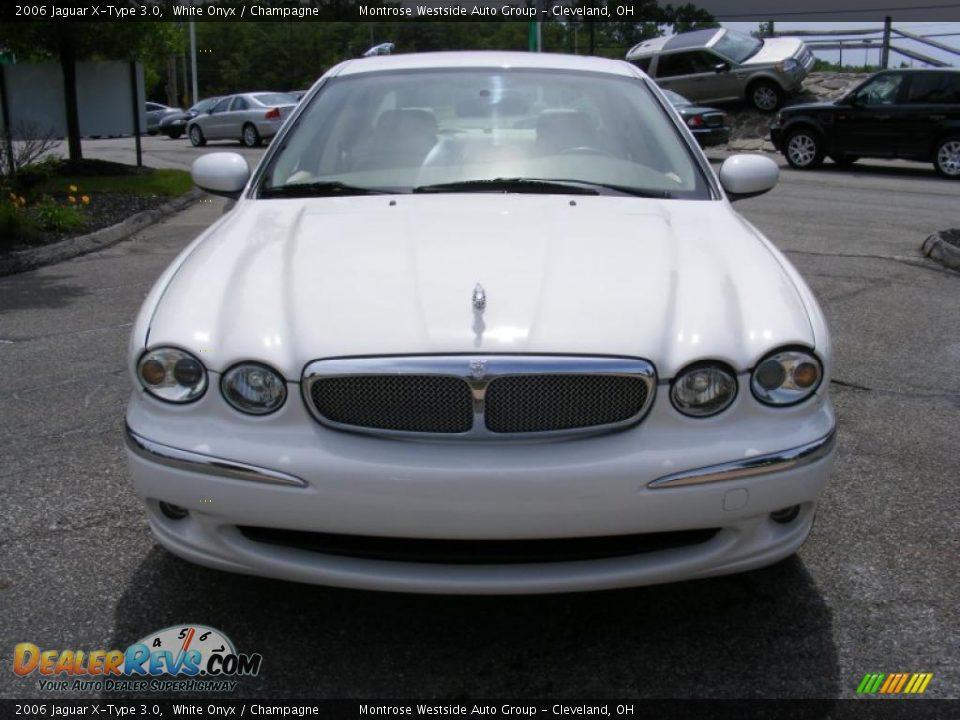 Jaguar X Type 3 0