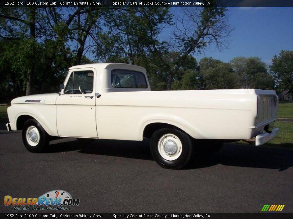 1962 Ford F100 Custom Cab http://dealerrevs.com/gallery/31760416.html