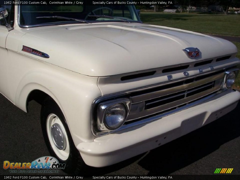 1962 Ford F100 Custom Cab http://dealerrevs.com/gallery/31760648.html