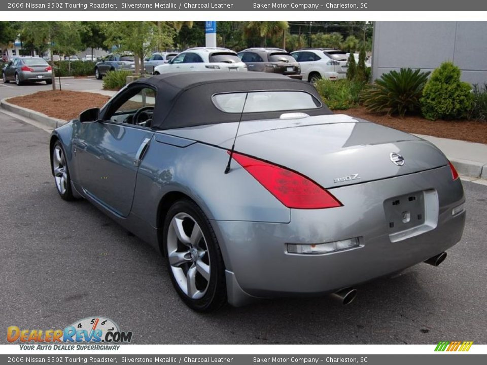 2006 nissan 350z touring roadster silverstone metallic. Black Bedroom Furniture Sets. Home Design Ideas