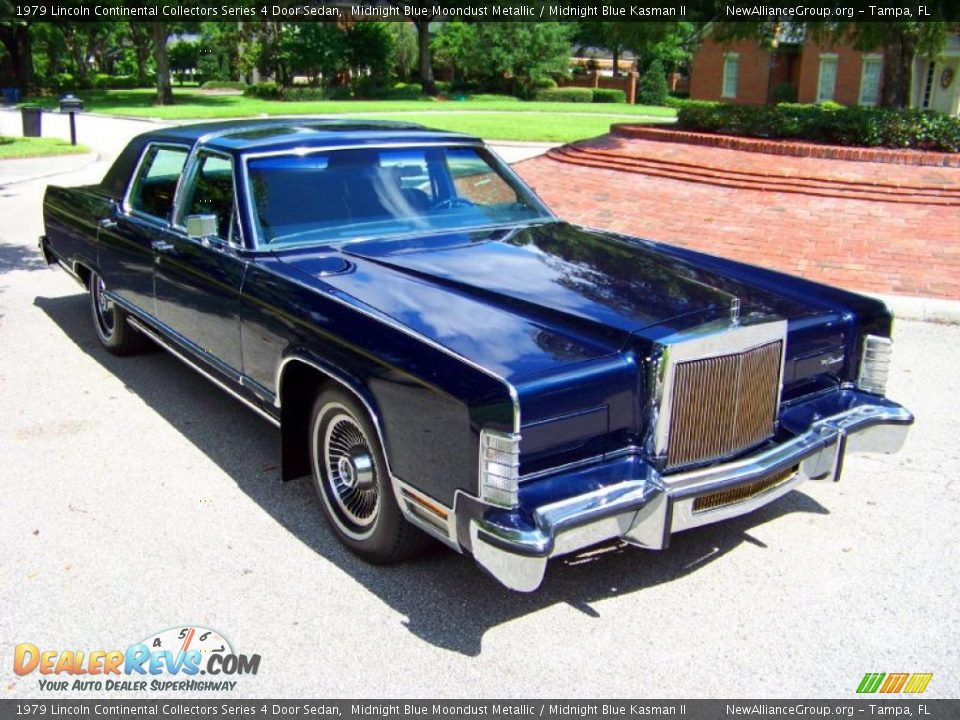 1979 lincoln continental collectors series 4 door sedan for State motors lincoln dealer manchester nh