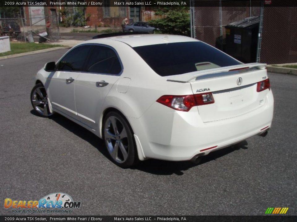 white TSX image