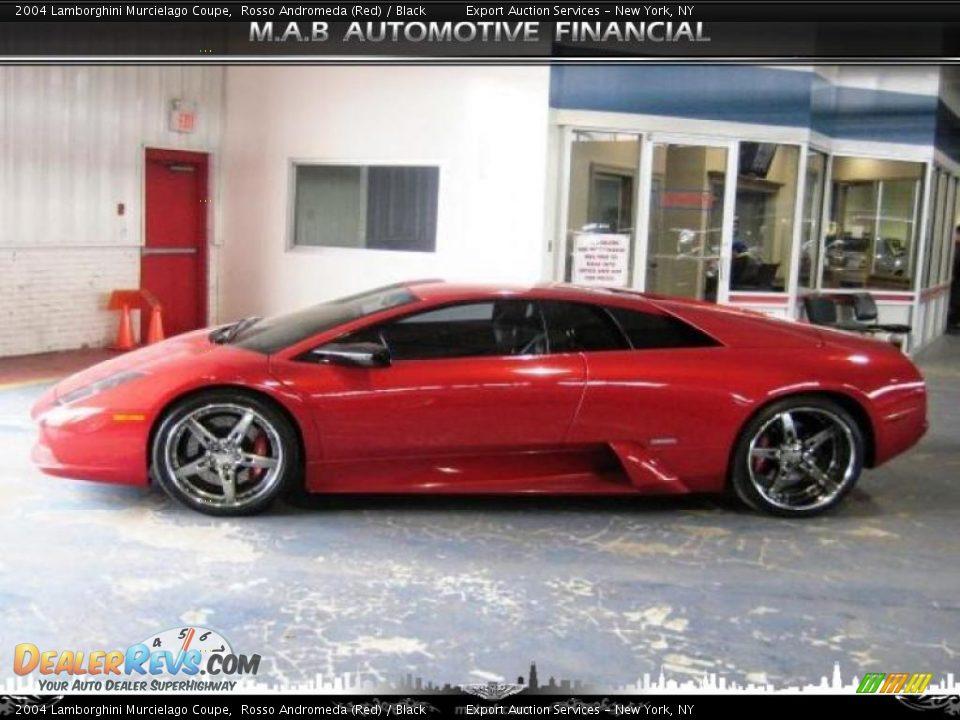 2004 Lamborghini Murcielago Coupe Rosso Andromeda (Red ...