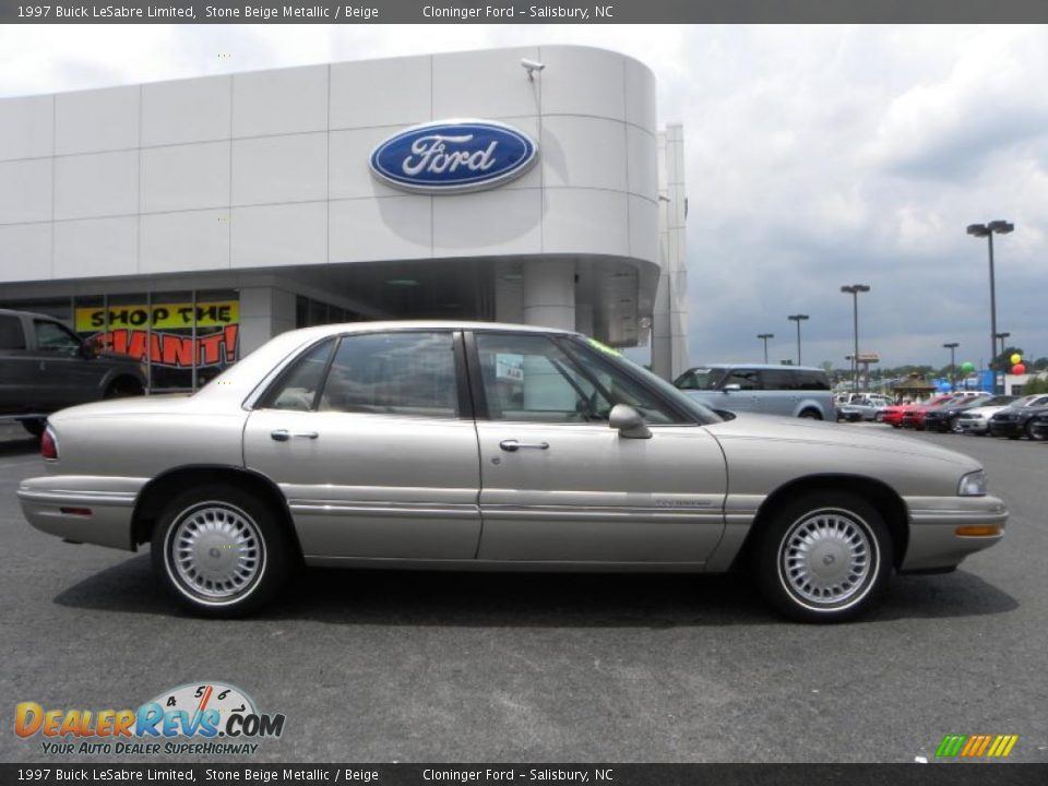 1997 buick lesabre limited stone beige metallic beige. Black Bedroom Furniture Sets. Home Design Ideas