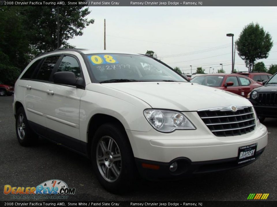 2008 chrysler pacifica touring awd stone white pastel. Black Bedroom Furniture Sets. Home Design Ideas