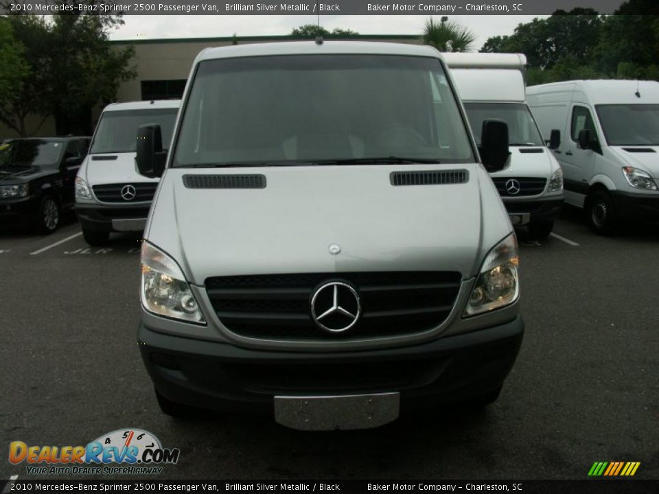 2010 mercedes benz sprinter 2500 passenger van brilliant for 2010 mercedes benz 2500