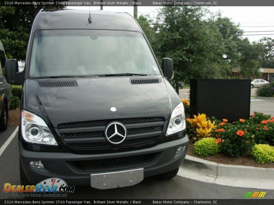 2010 Mercedes Benz Sprinter 2500 Passenger Van Brilliant