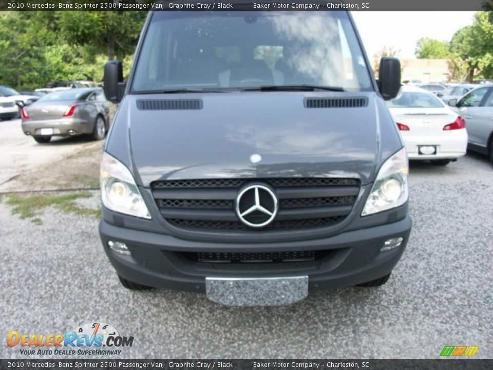 2010 mercedes benz sprinter 2500 passenger van graphite for Mercedes benz sprinter service