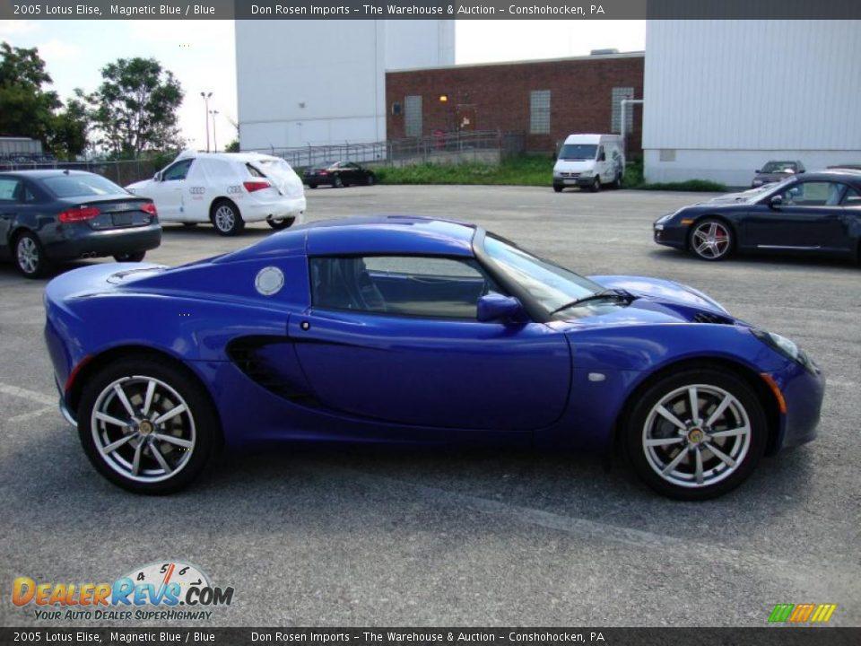 2005 Lotus Elise Magne...