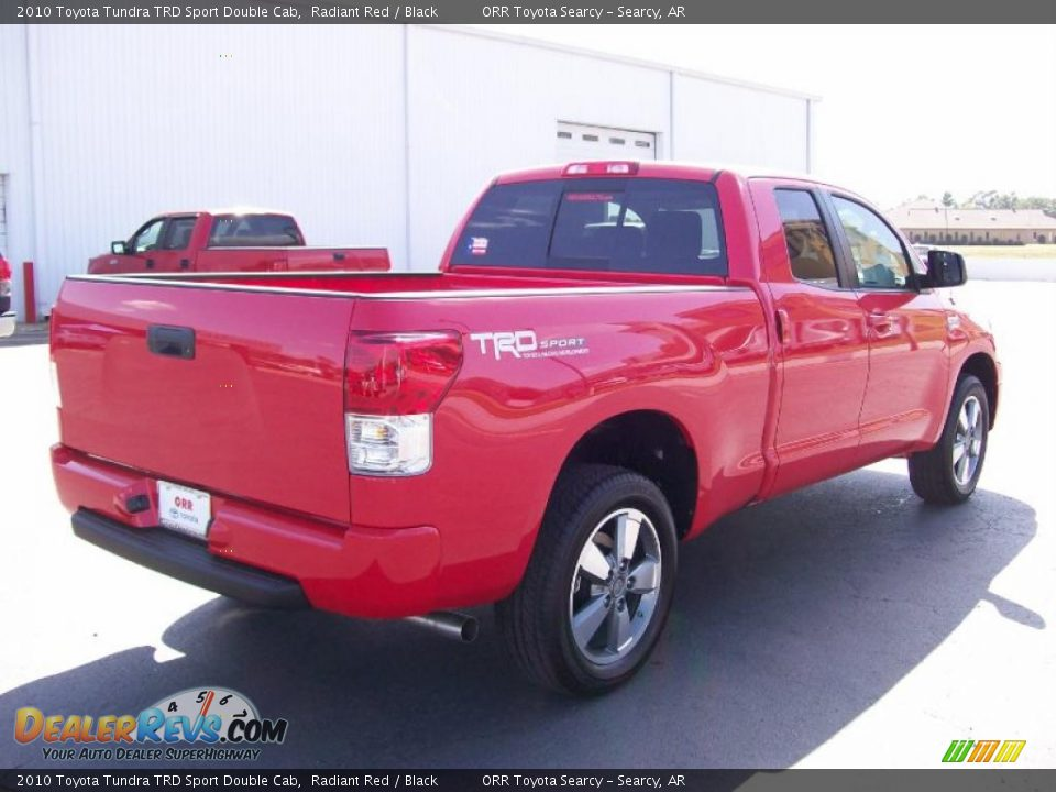 2010 toyota tundra trd sport double cab radiant red. Black Bedroom Furniture Sets. Home Design Ideas