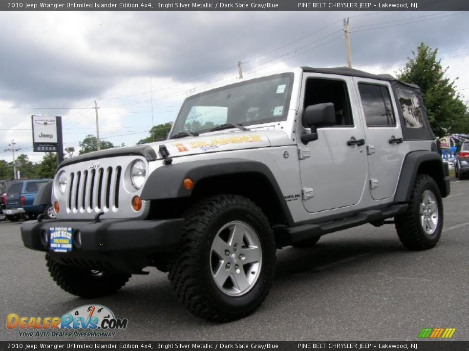 2010 jeep wrangler unlimited islander edition 4x4 bright. Black Bedroom Furniture Sets. Home Design Ideas