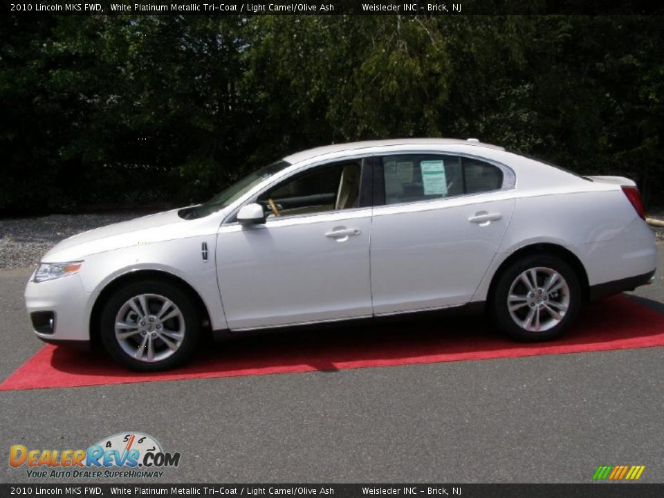 2010 Lincoln Mkz Review Ratings Specs Prices And Html Autos Weblog