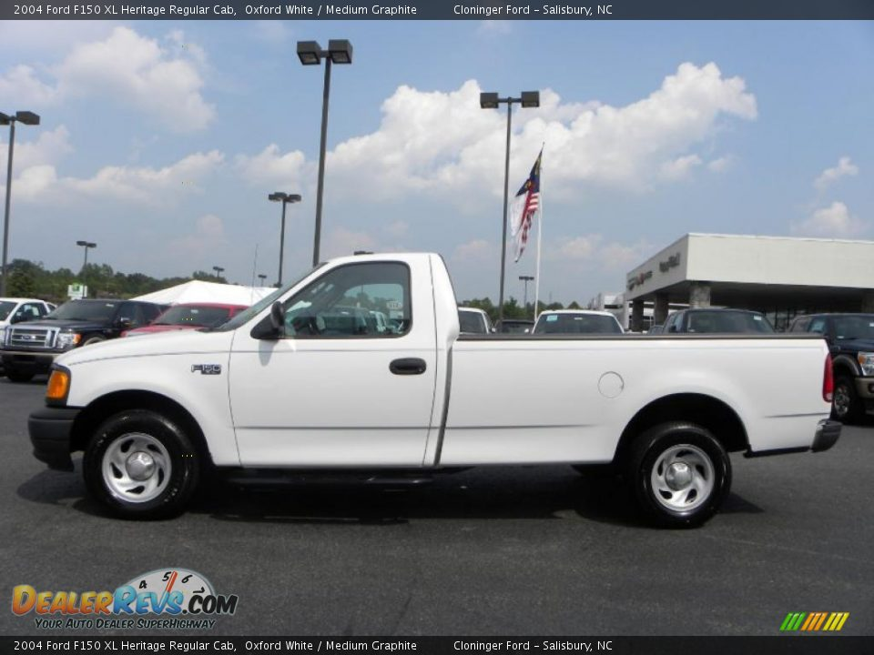2004 ford f150 xl heritage regular cab oxford white. Black Bedroom Furniture Sets. Home Design Ideas