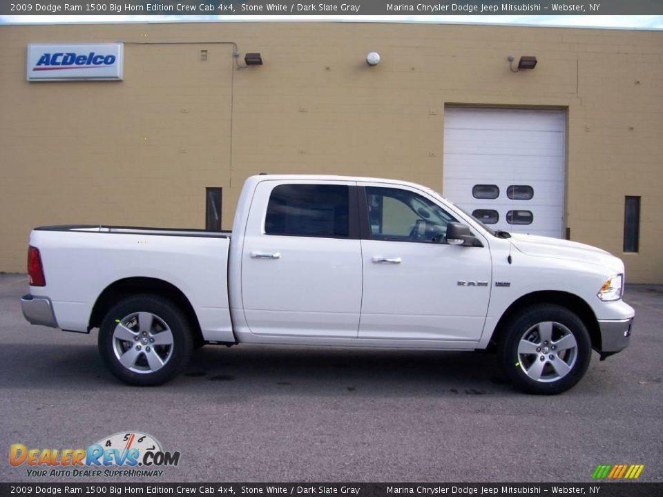2009 Dodge Ram 1500 Big Horn Edition Crew Cab 4x4 Stone