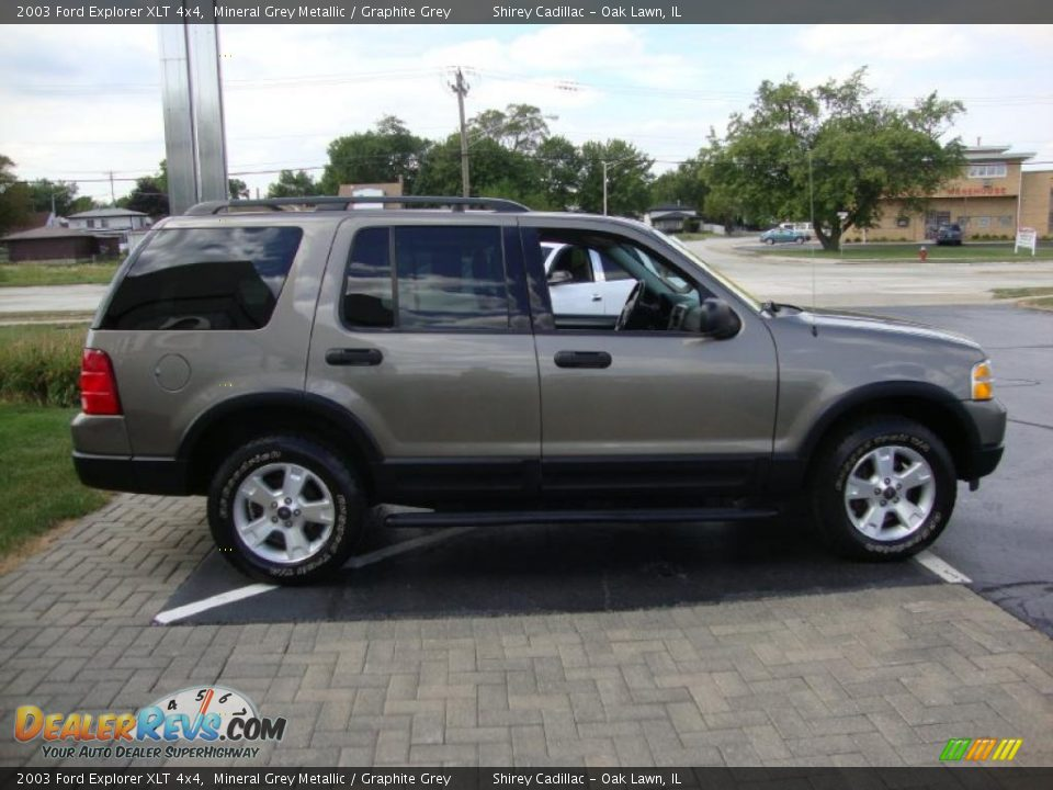 2003 ford explorer xlt 4x4 mineral grey metallic. Cars Review. Best American Auto & Cars Review