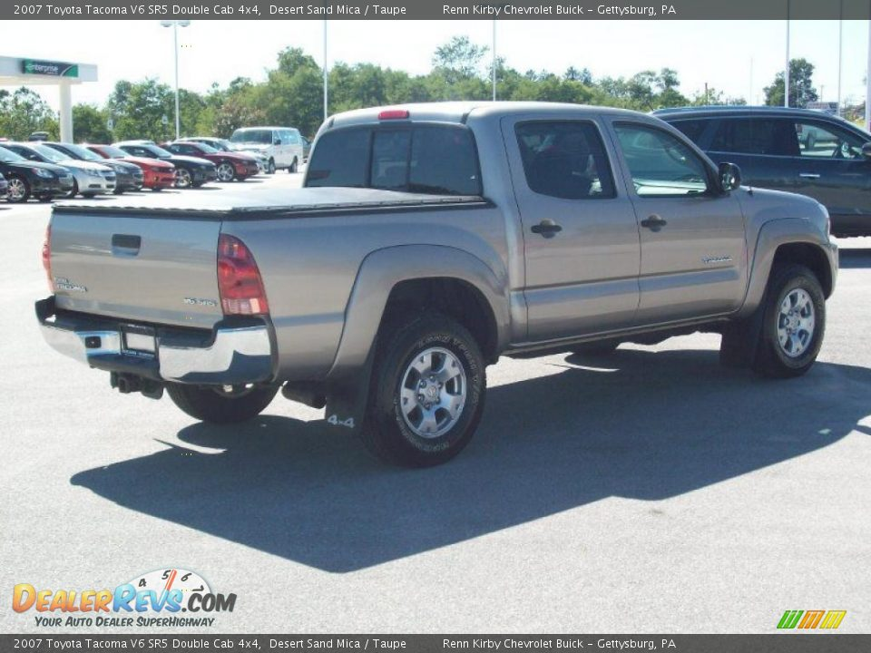toyota tacoma 2007 autos post. Black Bedroom Furniture Sets. Home Design Ideas