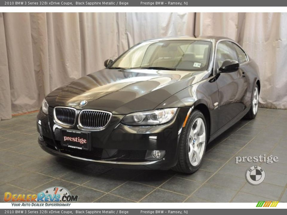 2010 bmw 3 series 328i xdrive coupe black sapphire. Black Bedroom Furniture Sets. Home Design Ideas