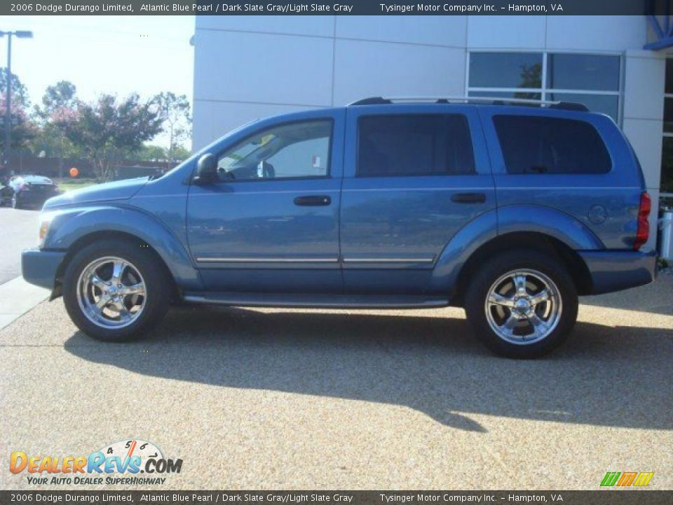 2006 Dodge Durango Limited Atlantic Blue Pearl Dark