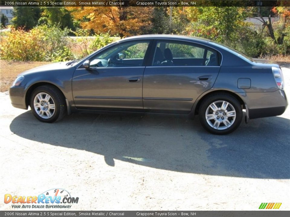2006 nissan altima 2 5 s special edition smoke metallic charcoal photo 10. Black Bedroom Furniture Sets. Home Design Ideas