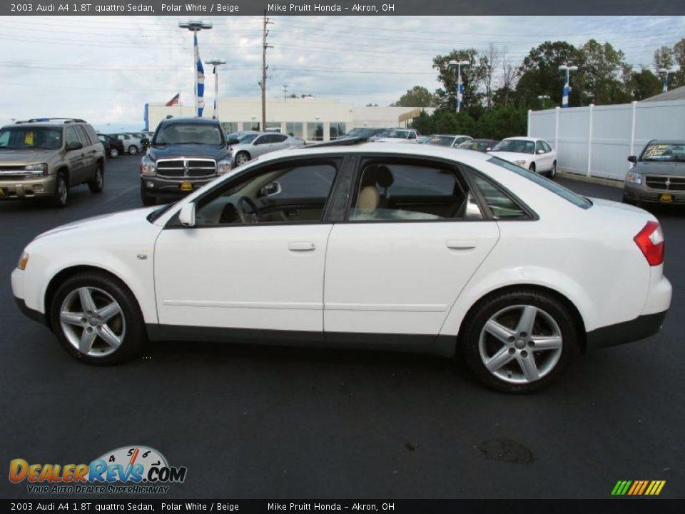 Fotos - 2003 Audi A4 1 8t 2003 Audi A4 4 Dr 1 8t Turbo ...