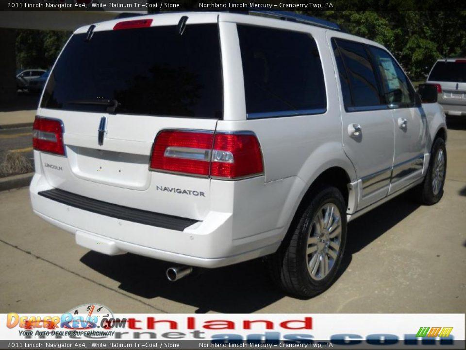 2011 lincoln navigator 4x4 white platinum tri coat stone for State motors lincoln dealer manchester nh