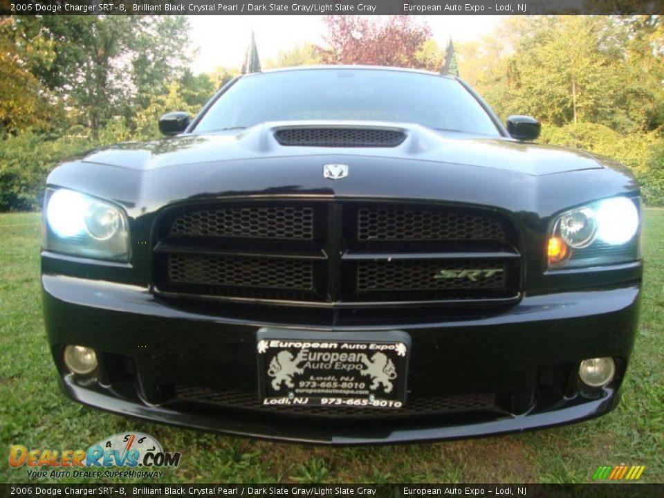 2006 Dodge Charger Srt 8 Brilliant Black Crystal Pearl