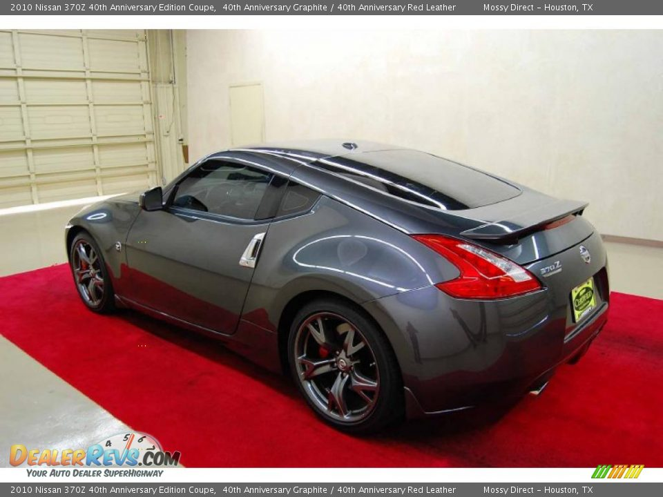 2010 nissan 370z 40th anniversary edition coupe 40th. Black Bedroom Furniture Sets. Home Design Ideas