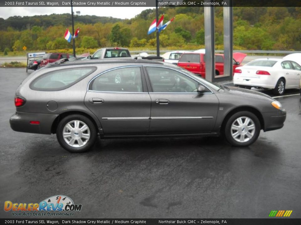 2003 ford taurus sel wagon dark shadow grey metallic. Black Bedroom Furniture Sets. Home Design Ideas